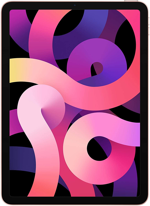 New Apple iPad Air (10.9-inch, Wi-Fi, 64GB) - Rose Gold (Latest Model, 4th Generation) (Renewed)