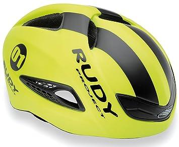 Rudy Project Boost 01 - Casco - amarillo/negro Contorno de la cabeza 59-