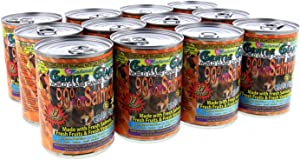 Gentle Giants All Natural Grain Free 90% Salmon, 13Oz, Case Of 12