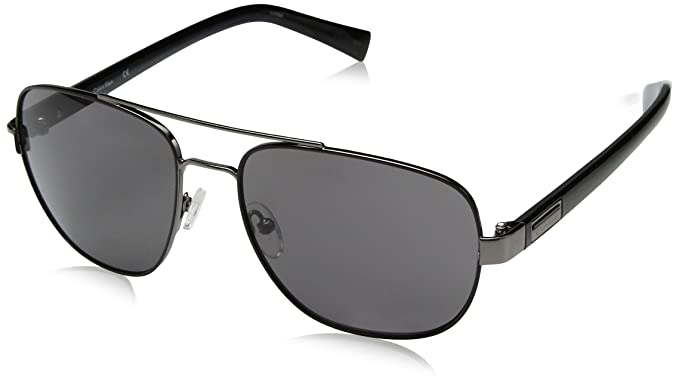 b74c645b0a Amazon.com  Calvin Klein Men s R159S Aviator Sunglasses  Clothing