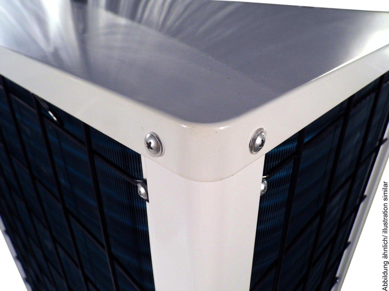 Michl Luft//-Wasser W/ärmepumpe 13,7 kW
