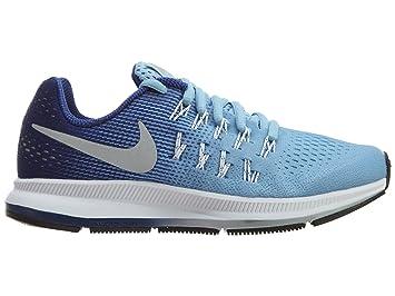 online store 0c3cb 61192 Nike Zapatillas de running 834317-401 ZOOM PEGASUS 33 (GS) - Niña - 32  Amazon.es Deportes y aire libre
