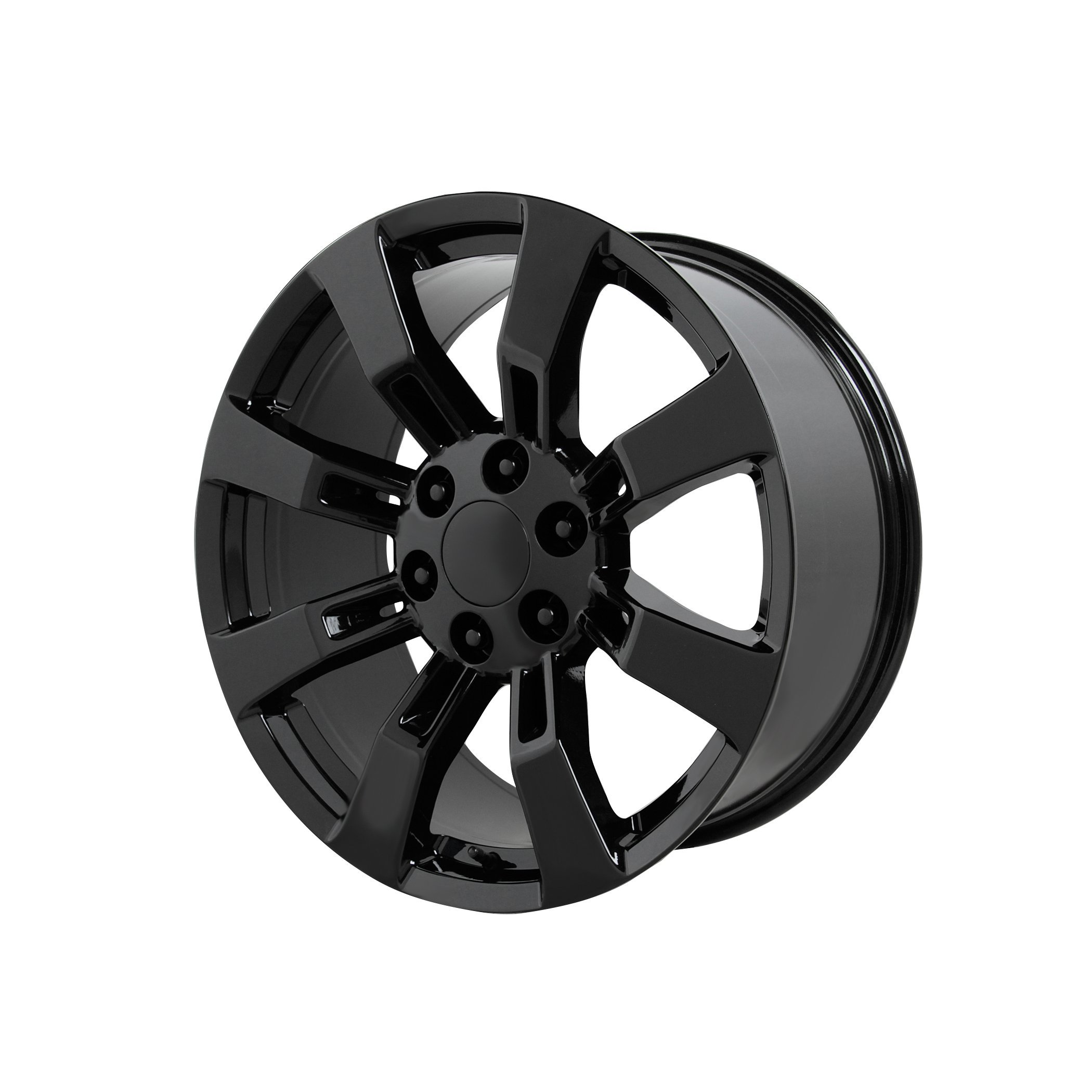 Wheel Replicas V1173 Satin Black Wheel (20x9''/6x5.5'')