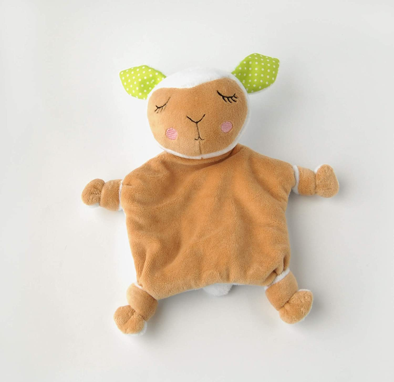 Baby Llama Lovey Security Blanket