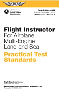 Instrument Rating Practical Test Standards for Airplane