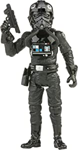 STAR WARS The Vintage Collection TIE Fighter Pilot Toy, 3.75-Inch-Scale Return of The Jedi Action Figure for Kids Ages 4 and Up