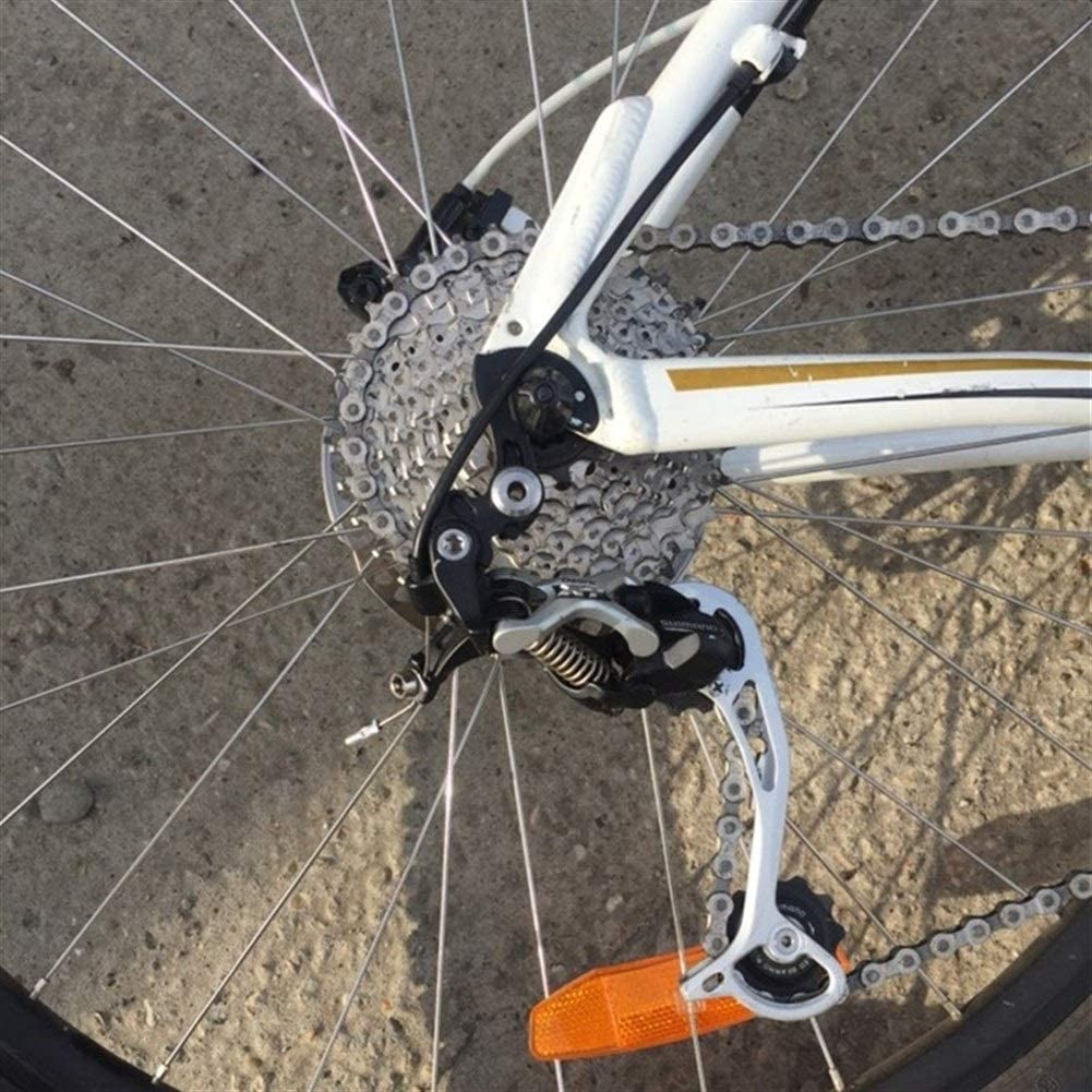 Color : Black 1pc MTB Alloy Gear Hangers Bicycle Rear Derailleur Hanger Frame Gear Tail Hook for Cube 2015 Reaction GTC Aim Analog