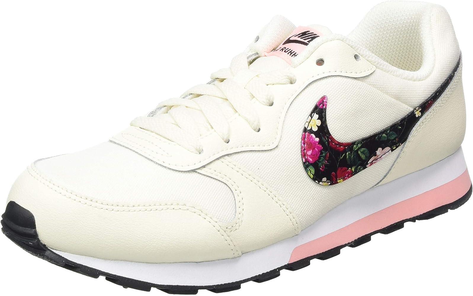 Nike MD Runner 2 Vintage Floral, Unisex Niños, Rosa (Pale Ivory ...