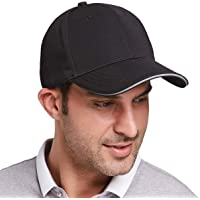 Gisdanchz Running Hat Baseball Cap. Reflective Layer, Unisex Simple Style, Plain Sports Hats for Man and Women.