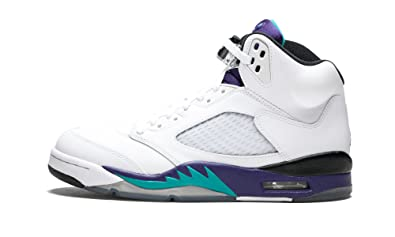cheap for discount 93813 a412d Image Unavailable. Image not available for. Color  Air Jordan 5 Retro ...