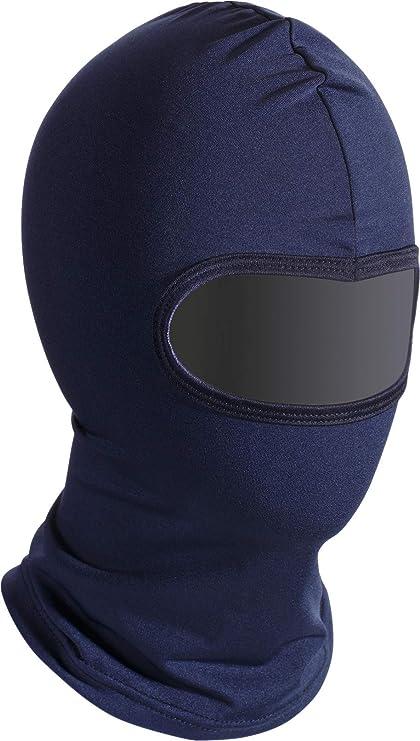 Soxon SH de 01 _ UNI Pasamontañas Moto de máscara facial máscara ...