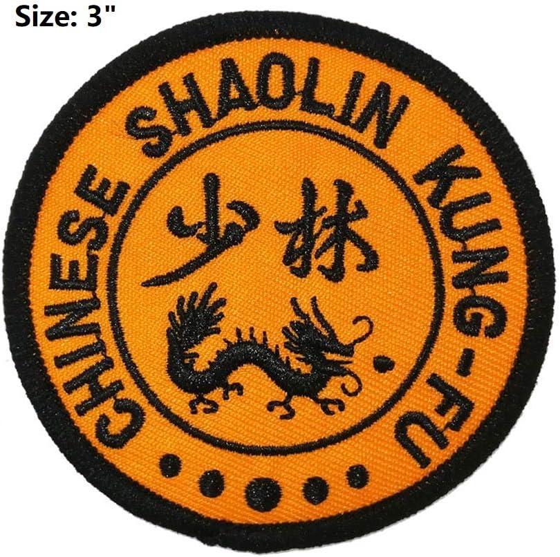 Kung Fu  Aufnäher  Patch Shaolin Martial Arts