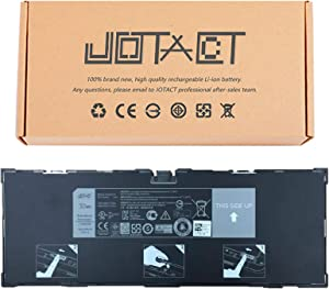 JOTACT 9MGCD (7.4V 32Wh 4220mAh 2-Cell) Tablet Battery for Dell Venue 11 Pro 5130 Series Tablet XMFY3 312-1453 VYP88 0XMFY3 T8NH4 0T8NH4