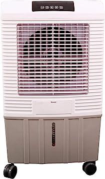 Amazon Com Hessaire Mc26a Portable Evaporative Cooler Humidifier 2100 Cubic Fpm Cools 950 Sq Ft 2 5 Gph Home