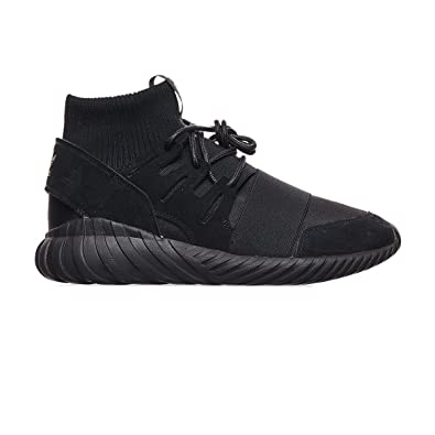 d80f69df1fc7 adidas Tubular Doom Triple Black  Amazon.co.uk  Shoes   Bags