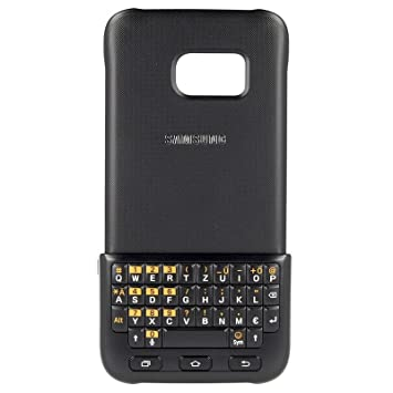 Samsung EJ-CG930UBEGDE teclado para móvil - teclados para móviles (Samsung, Galaxy S7