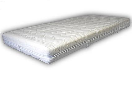 Top de alta Tech Colchón de espuma de colchones 180 x 200 Aqua Vita para listones