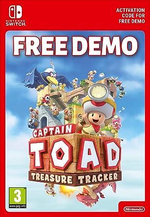 Captain Toad: Treasure Tracker DEMO | Switch - Download Code: Amazon
