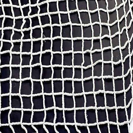 Red de soga de jardín red de seguridad red de carg Cuerda blanca red exterior Cuerda