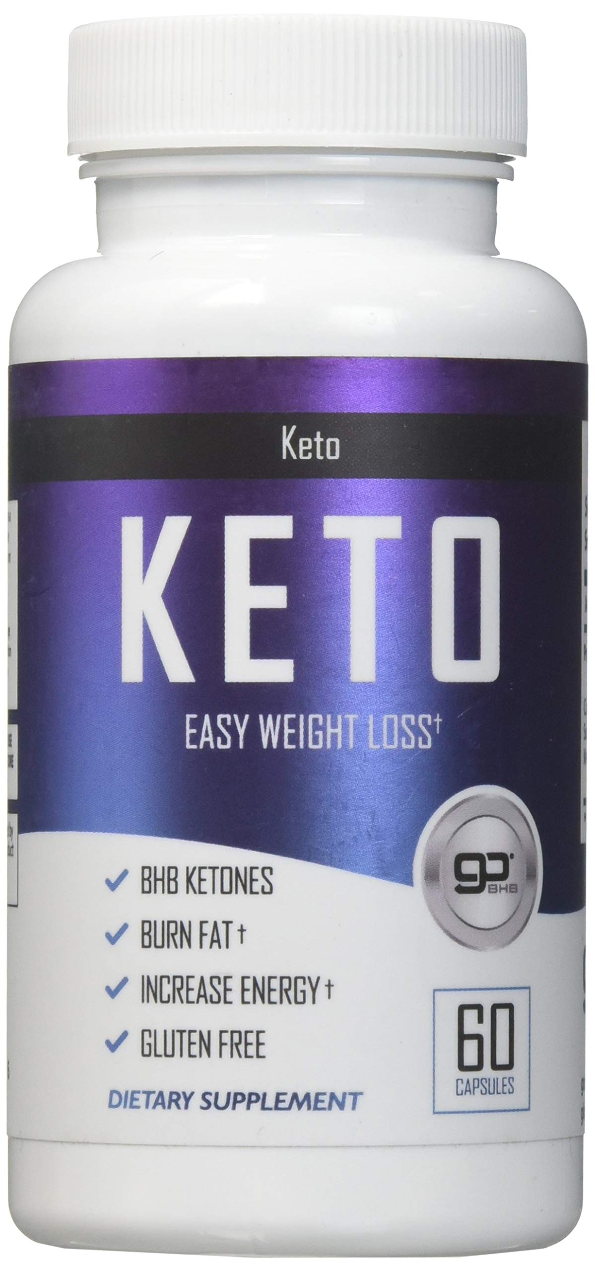 Keto Pills - Weight Loss Supplement - Best Keto Diet Pills - Burns Fat Fast by Scottsdale's Vitamins