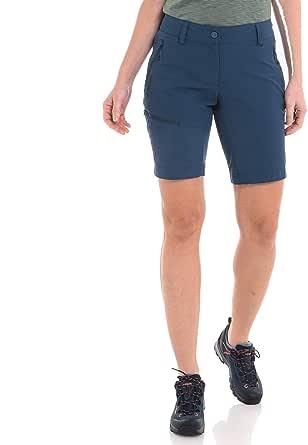 Schöffel Shorts Toblach2 - Pantalón Corto. Mujer