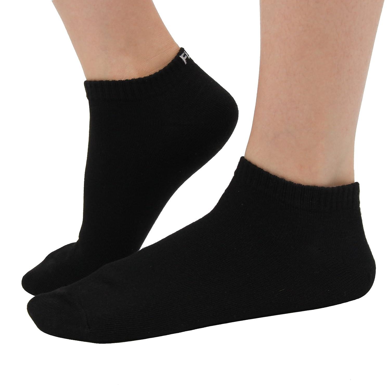 Skcosocks Fuck Off Socks Funny Letter Print Unisex Low Cut Knit Socks