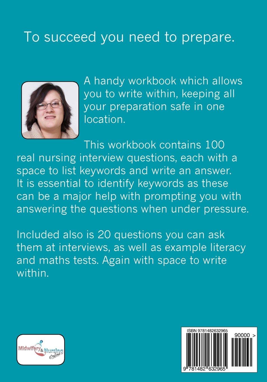 preparing for your nursing interview workbook co uk jade preparing for your nursing interview workbook co
