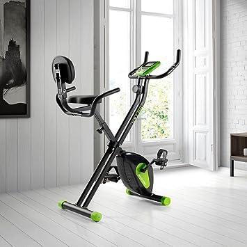 ECO-DE X-Top Magnet Bike con Panel de Control y 8 Niveles de