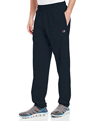 bb60f8650eef Champion Men s Closed Bottom Light Weight Jersey Sweatpant