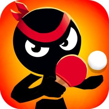 Amazon.com: Ping Pong - Ninja Stickman at Finish Line ...