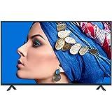 wangzi 24/32/55/60Inch 4K Ultra HD LED Smart TV,Network Smart TV,Tempered Explosion-Proof Screen,Wireless Projection Screen,B