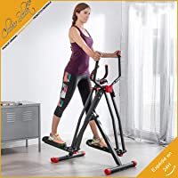 Clever Select Fit Walker - Vélo elliptique de Nouvelle génération - Multi-Exercices