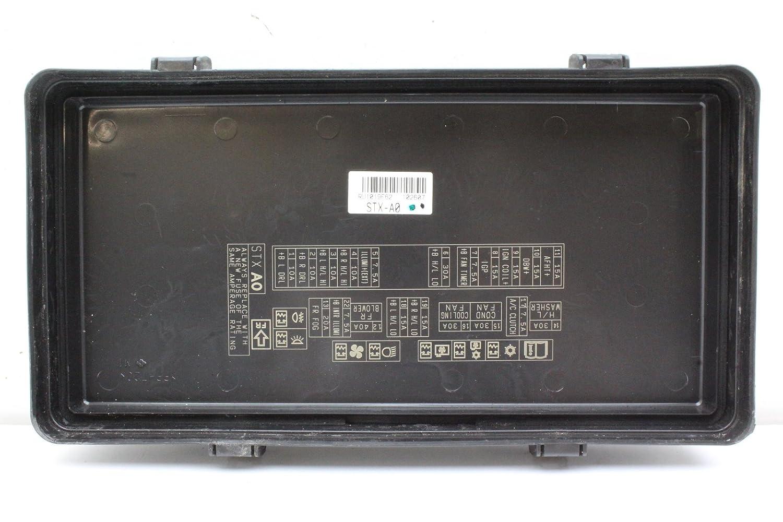 Amazon.com: 07-13 Acura MDX STX-A0 Fusebox Fuse Box Relay Unit Module:  Everything Else
