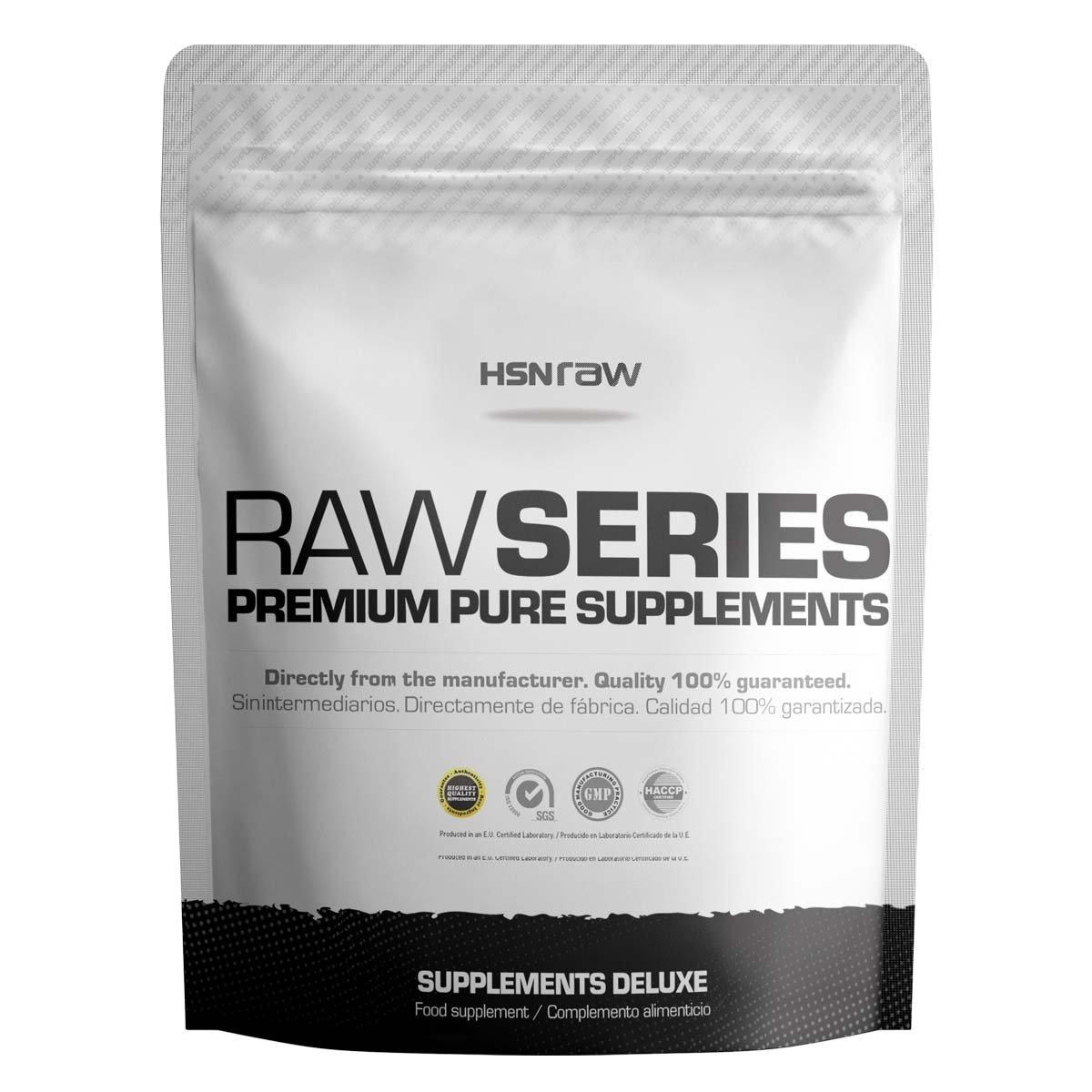 HSN RAW - Harina de Avena Instantánea en Polvo de Sabor Tarta de Queso - 1000 gr