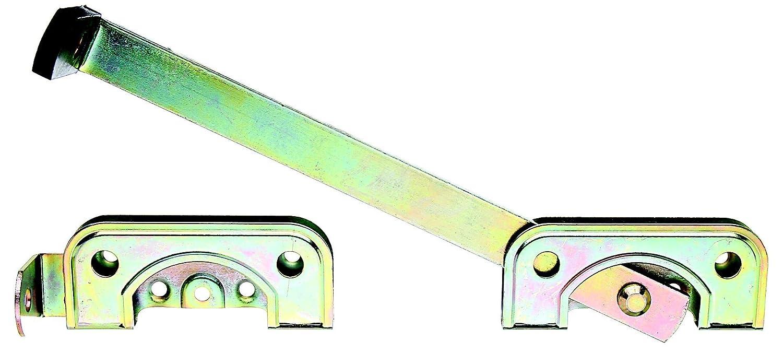 Doppelter Türriegel Metall Torüberwurf Tor Überwurf Überwurfriegel Torriegel Tür
