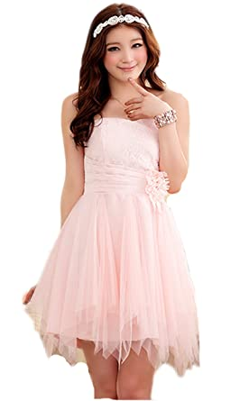 HOT selling Cocktail Prom dress evening dress wedding dress Romance buds irregular Tutu dress (UK