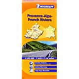Michelin Provence-Alpes-French Riviera, France