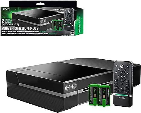 Nyko - Cargador de batería modular y mando a distancia para ...
