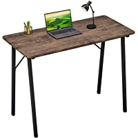 Computer Desk for Small Spaces Kids Writing Desk Students Study Table Home Office Wood Work Desk for Corner Bedroom…