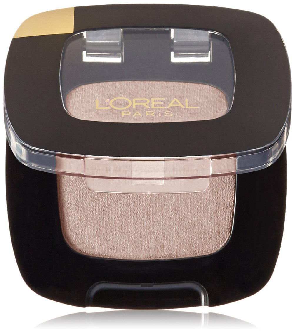 L'Oréal Paris Colour Riche Monos Eyeshadow, Pain Au Chocolat, 0.12 oz.