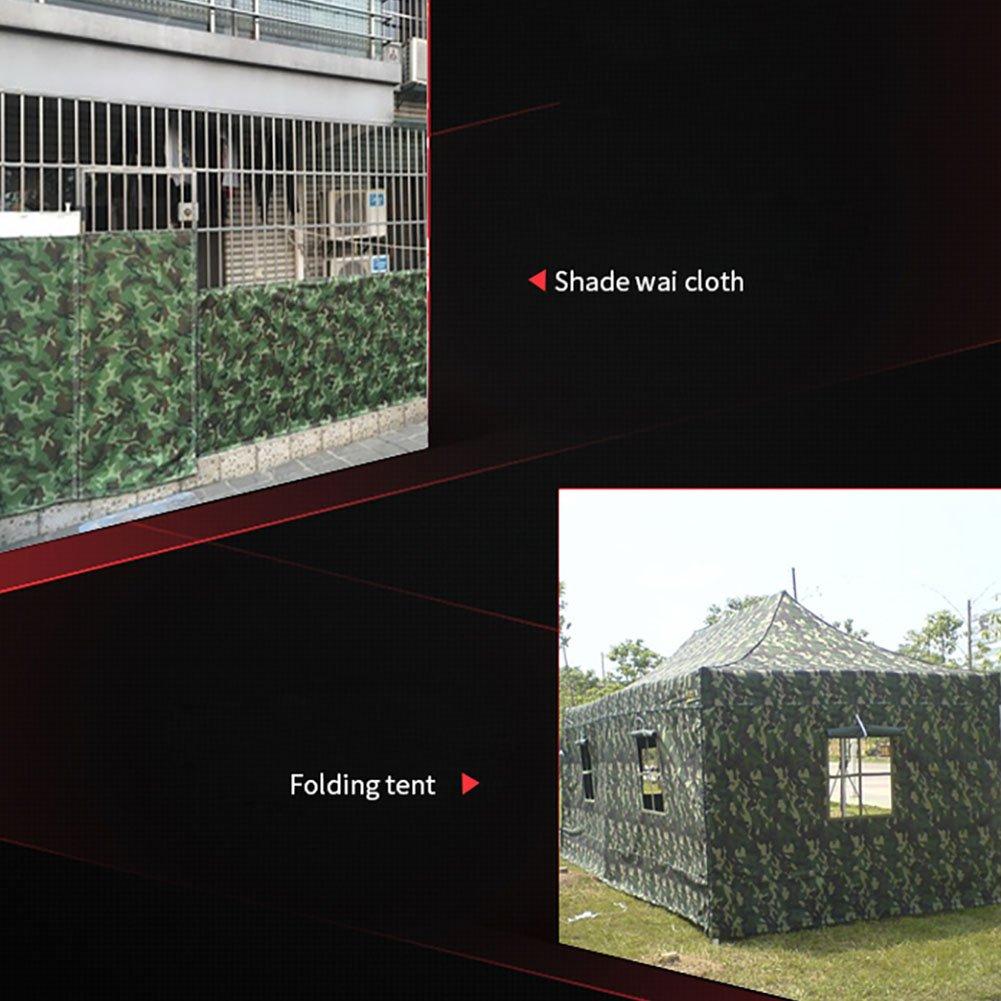 WYDM Telone Camouflage Impermeabile Heavy Duty 4x6 4x6 4x6 Large Telone da Giardino Fodere Esterna Antipioggia Tarp Ground Copertoni Shed Panno-Poliestere, 500G   M² (Dimensioni   2  4m) 5e6bc5