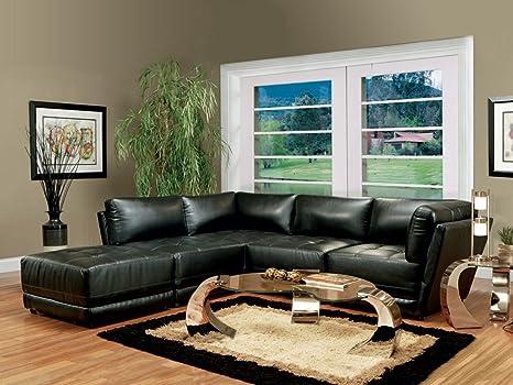 Amazon Com Inland Empire Furniture Parker Blacalifornia
