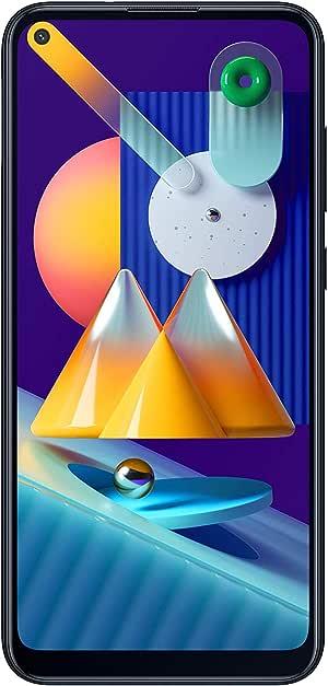 هاتف سامسونج جالكسي ام 11 ثنائي شرائح الاتصال - 3 جيجا رام، تقنية الجيل الرابع ال تي اي 32GB SM-M115FZKDKSA