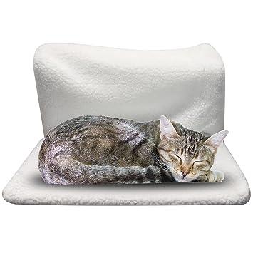 Cama para gato o perro para colgar en el radiador, cama cálida ...