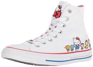 Converse Chuck Taylor All Star Lo Hello Kitty (10 Women 8