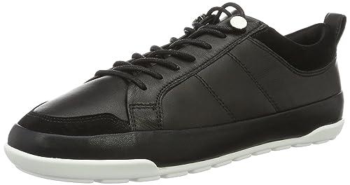 Bissone, Zapatillas Altas para Mujer, Negro (Black Leather/97), 40 EU Aldo