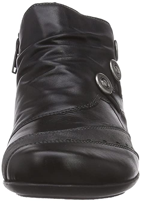 Remonte D7348, Damen Pumps, Schwarz (schwarz/graphit/01), 36 EU (3.5 Damen  UK): Amazon.de: Schuhe & Handtaschen