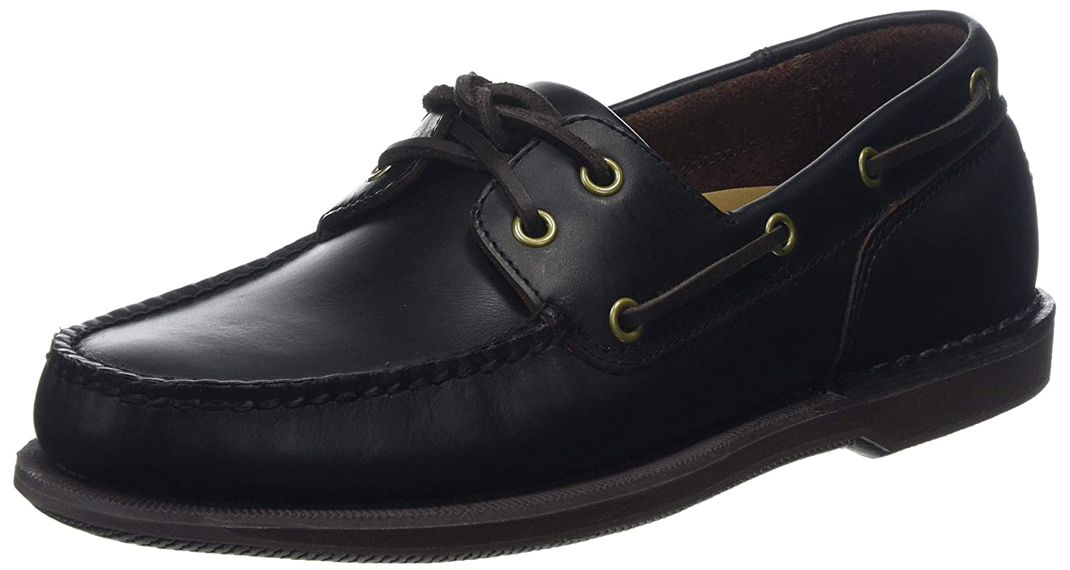 TALLA 42 EU. Rockport Perth Ports of Call Boat Shoe, Náuticos para Hombre
