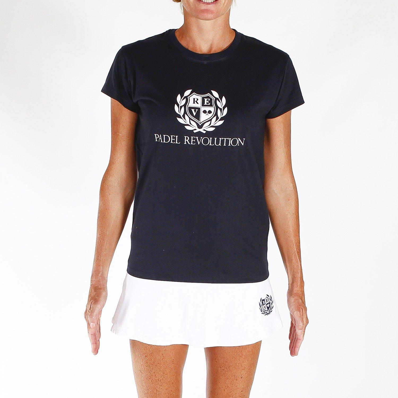 PADEL REVOLUTION - Camiseta Woman Classic Edition M, Color ...