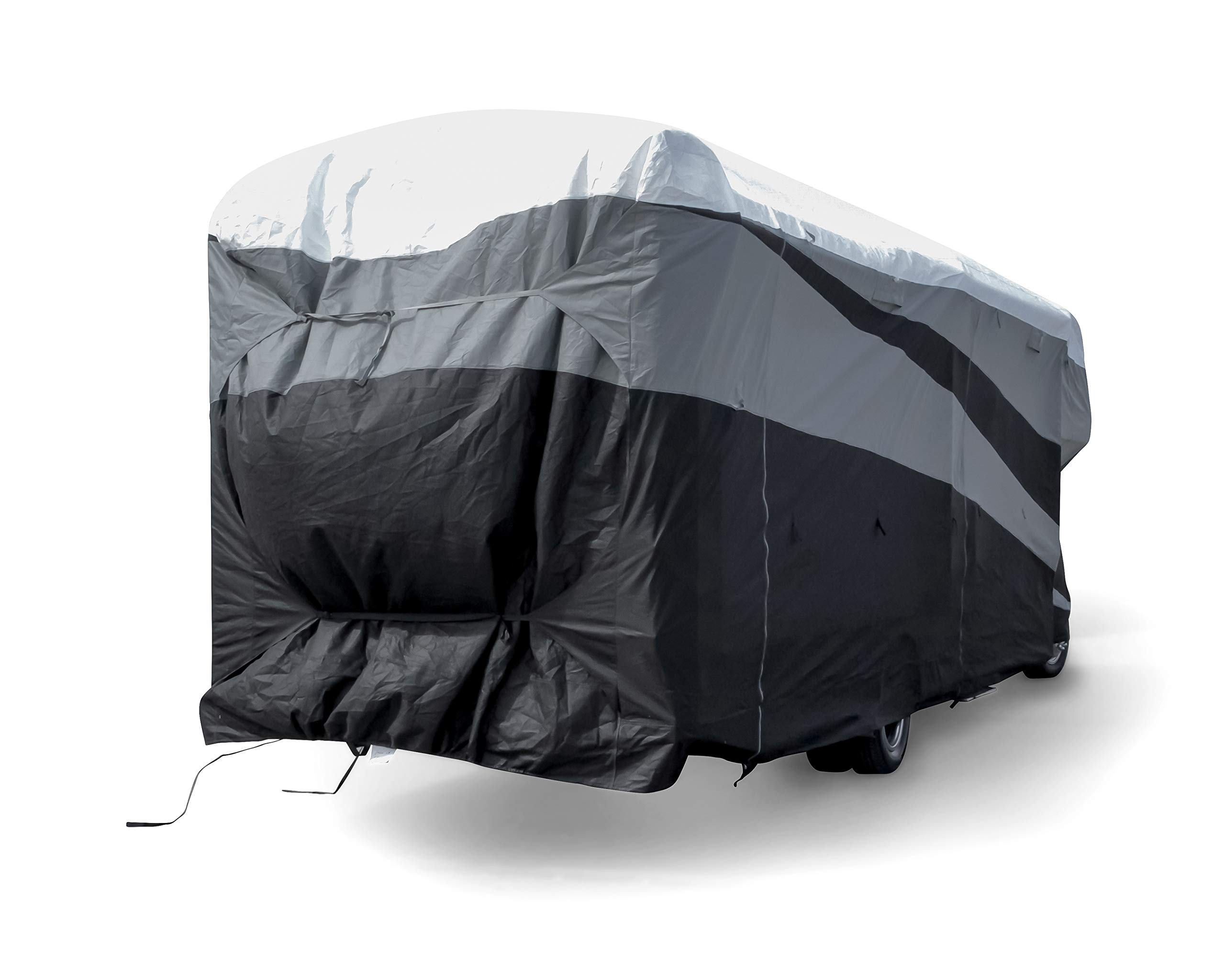 Camco ULTRAGuard Supreme Cover-Extremely Durable Design Fits Class C Model RVs 23' -26', Weatherproof with UV Protection and Dupont Tyvek Top (56114) by Camco (Image #3)